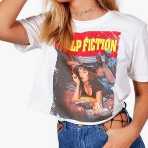 Pulp Fiction Crop top